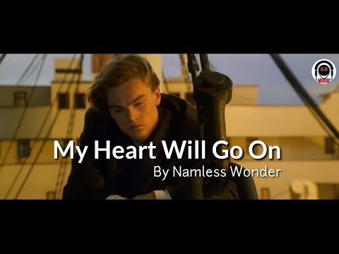 Titanic Theme Song || My Heart Will Go On || AIO Music