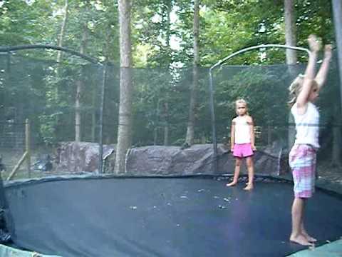 Little girls gymnastics