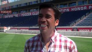 Toyota Park Today - Pavel Pardo