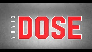 Ciara - Dose [Official Lyric Video] Video