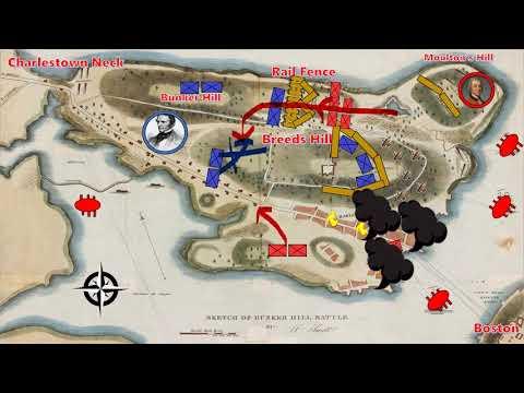 Battle For Boston - Assault On Bunker Hill