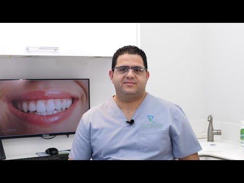 """ד""""ר מרעי כבהה מסביר: מהי הלבנת או הבהרת שיניים ואיך החומר של ההלבנה פועל?"""