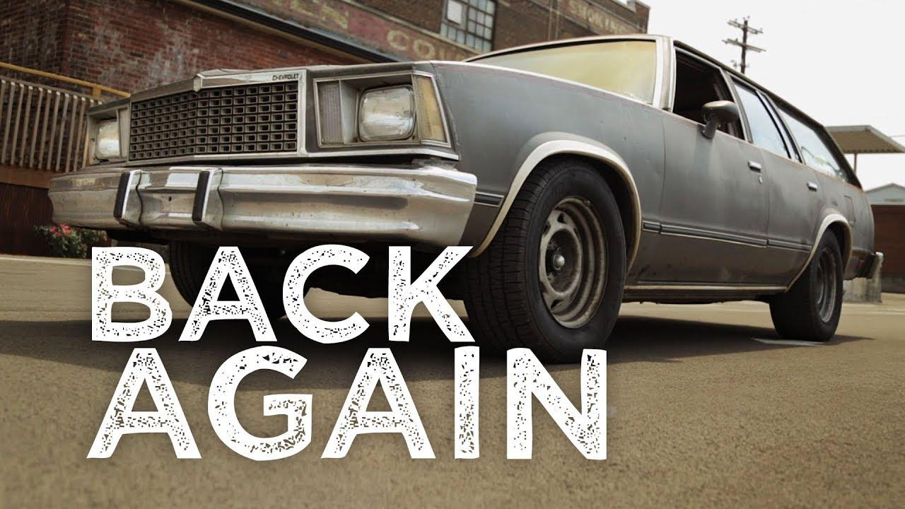 Back Again Carl Turners Ls Powered 1978 Chevy Malibu Wagon Youtube 1983 Fuse Box