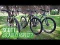 Para empezar: ¿Scott Scale o Aspect?