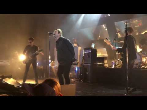 Liam Gallagher - Morning Glory live at Brixton Electric