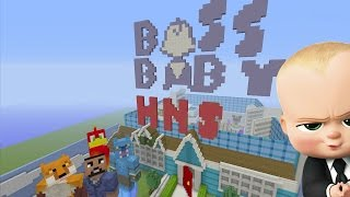 Minecraft XBOX - Hide and Seek - The Boss Baby