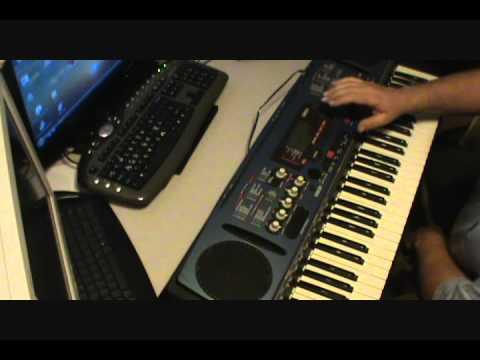 Yamaha djx keyboard part 1 youtube for Yamaha keyboard parts
