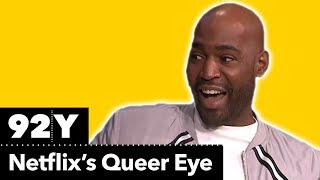 Queer Eye's Karamo Brown on going into unwelcome spaces
