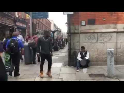 Watch Funny Theif in street of Europe