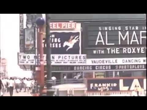 Al Martino's Home Movies in Atlantic City 1950s