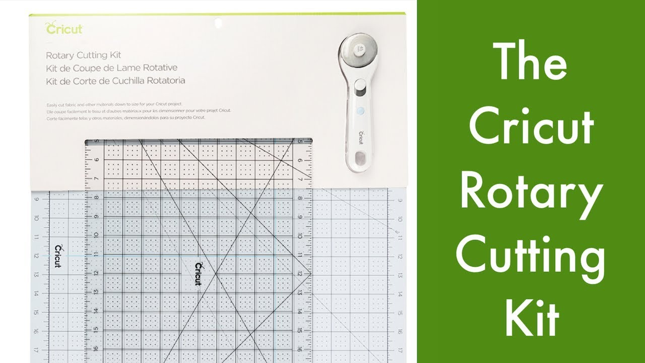 Cricut Rotary Cutting Kit