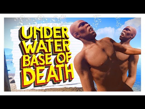The Underwater Base Of Death! - Rust