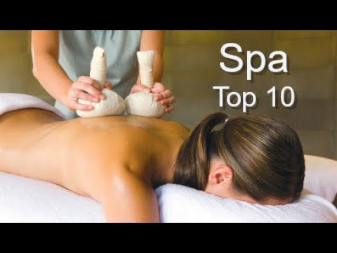 Top Ten Spa Vacations, by Donna Salerno Travel