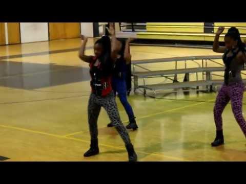 Missy Elliot:Lose Control choreography