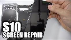 Take Apart & Replace Screen - Samsung Galaxy S10 Screen Repair