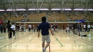20120320春大3回戦 板本vs阪大 増山