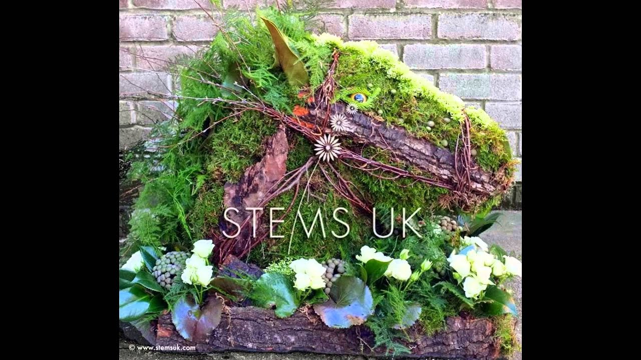Bespoke Funeral Tributes From Stems Uk New Covent Garden London