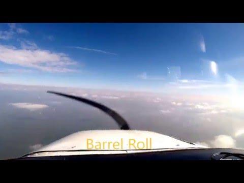 Cessna Aerobat Flight Blackpool