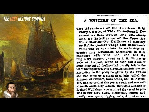 The Greatest Mystery of the Sea - The Mary Celeste Enigma