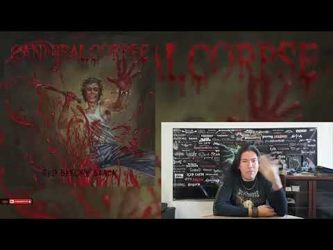 Cannibal Corpse - Red Before Black / Metal Release
