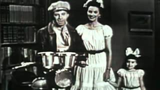 Dean Martin and Jerry Lewis - Colgate Comedy Hour  Buddy Rich stars  - Part 1