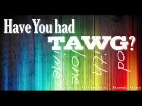 TAWG - Philippians Chapter One - Chicago City Blessing