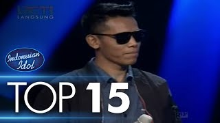 Trio Gabe menutup line voting dengan pantunnya - TOP 15 - Indonesian Idol 2018 MP3