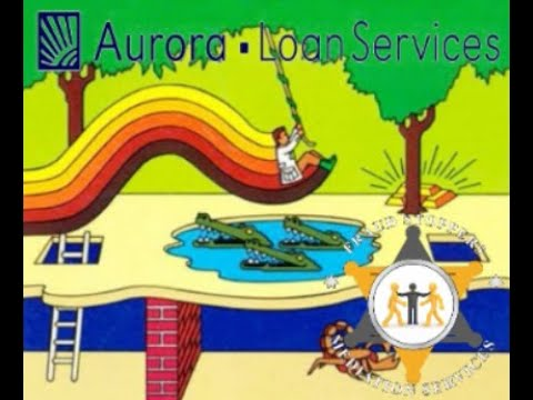 Beware of Aurora Loan Services Loan Modification Scams
