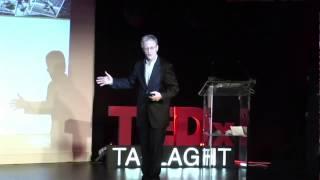 Jak může sportovní galantnost spasit svět: PR Smith na TEDxTallaght