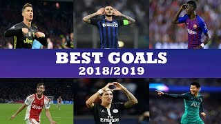 Download Best Goals Champions League 2018/2019 Mp3 and Videos