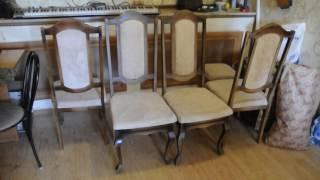 видео Изготовление мебели для столовой