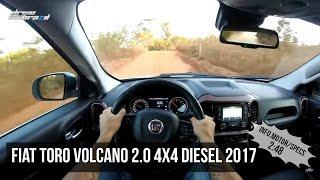 Fiat Toro Volcano 2017 – POV