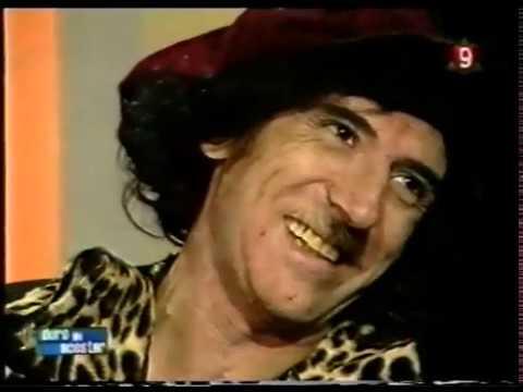 Petinatto entrevista a Charly García fragmento - Duro de acostar 1998