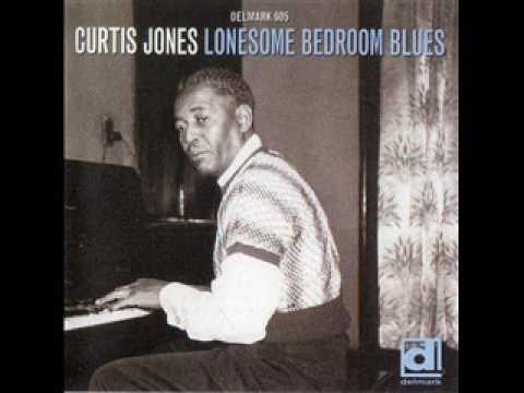 Curtis Jones – Lonesome Bedroom Blues