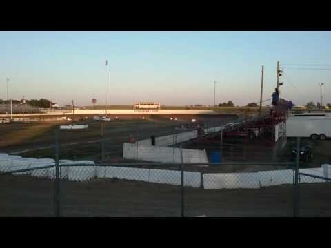 34 Raceway - Heat Race - 7/8/17