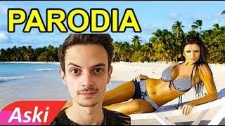 FABIO ROVAZZI - ANDIAMO A SCOREGGIARE (PARODIA) - Manuel Aski