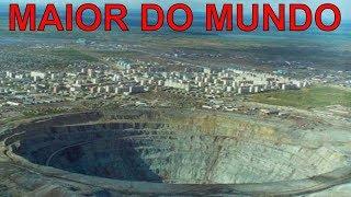 O maior buraco do mundo e os