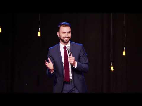 Simon Taylor – Ethnic Aussie Accent