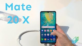 "Huawei Mate 20 X Ekran 7.2"" Największy smartfon? | Robert Nawrowski"