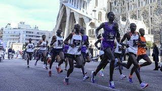 �������� ���� Barcelona Marathon 2018 ������