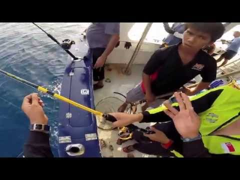 Ocean Jumanji South China Sea Fishing Trip 18/20-April-2014