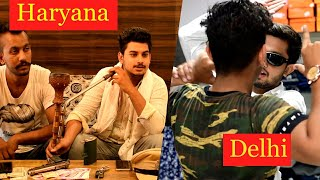 Haryana Vs Delhi Boys ||By|| Desi balak