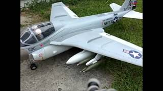 Whistle Installation Freewing A-6 RC EDF Jet