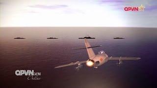 Trận không kích Hạm đội Mỹ huyền thoại của MIG 17 Việt Nam | Kỷ lục Quân sự