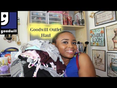 Thrift Haul #20-GoodWill Outlet Haul