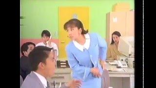 【CM】 コニカ 「撮りっきりコニカ」 西田ひかる/爆笑問題 ※VHS劣化に...