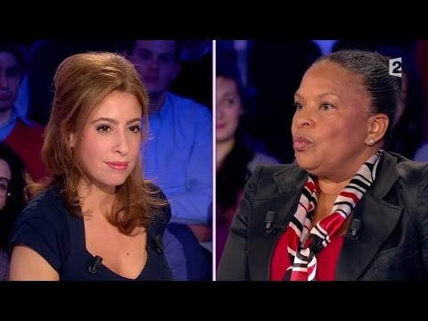 Christiane Taubira explique son silence médiatique - On n'est pas couché - 21/02/15