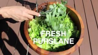 Quick Fattoush Salad