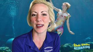 """Tail Mail"" with Weeki Wachee Mermaid Stayce from Franziska in Hot Springs, AR"