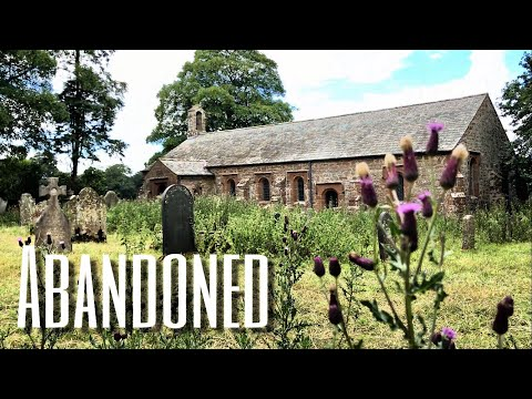 ABANDONED Remote Church | Ninekirks St Ninian's | Historic Church